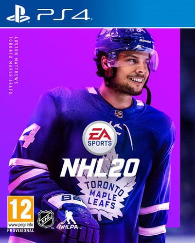 Купить NHL 20 PS4