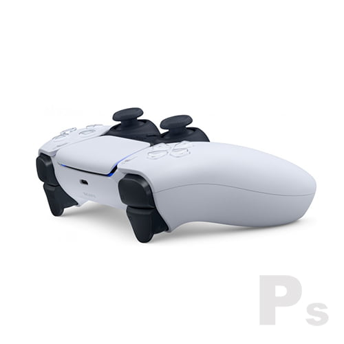 Белый джойстик PlayStation 5