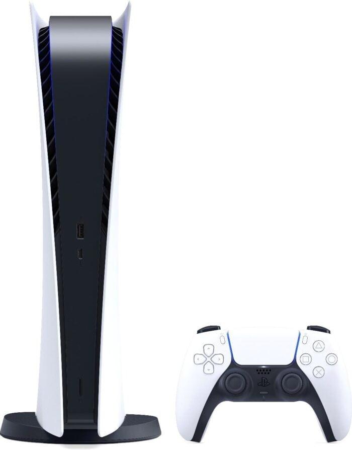 Игровая консоль PlayStation 5 Digital
